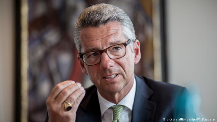 BDI-Präsident Ulrich Grillo
