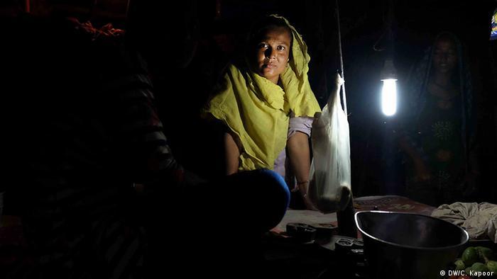Indien Rohingya Flüchtlinge