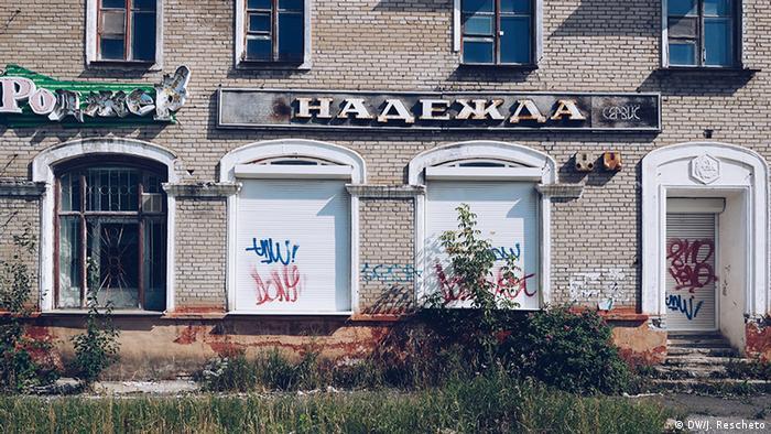 Russland Ural Beresniki