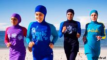 Burkini Design (Privat)