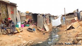 Luanda Slum Kinanga