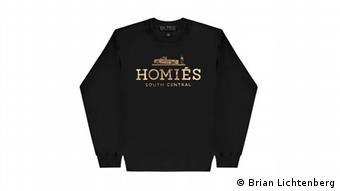 Brian Lichtenberg Hermès Homies Sweatshirt, Copyright: Hermès