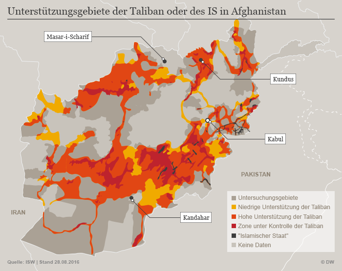 Karte Afghanistan Provinzen.Nato General Will Kontinuitat In Afghanistan