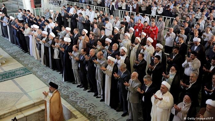Iran Opferfest Teheran