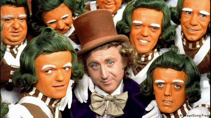 Film still Willy Wonka & The Chocolate Factory (Imago/Zuma Press)
