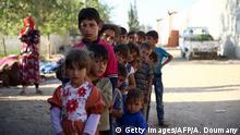 Syrien Hilfslieferungen in Ghuta