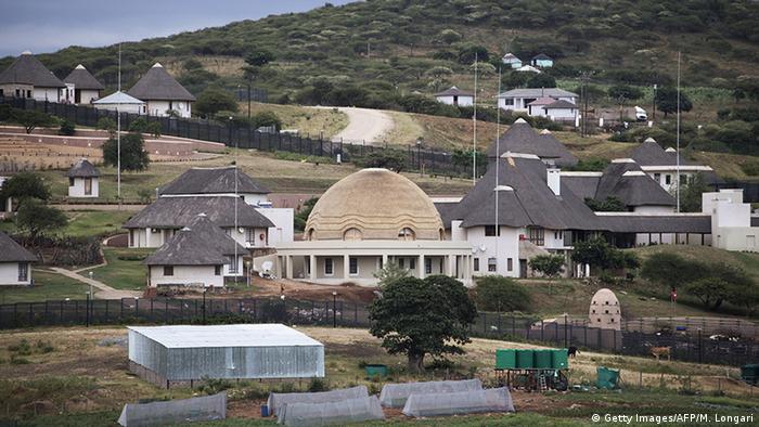 Südafrika Privatvilla von Präsident Jacob Zuma