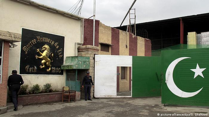Pakistan Murree Brauhaus in Rawalpindi