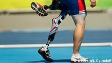 Brasilien Paralympics Rio 2016 Kugelstoßen Tom Habscheid
