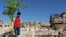 Syrien Damaskus Eid Al-Adha