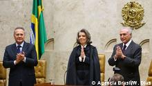 Titel: Brasilien Carmen Lucia Beschreibung: Carmen Lucia ist die neue Präsidentin des Obersten Gerichtshofs (STF) in Brasilien. Copyright: Wilson Dias/Agência Brasil