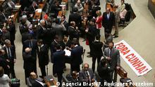 Brasilien Eduardo Cunha