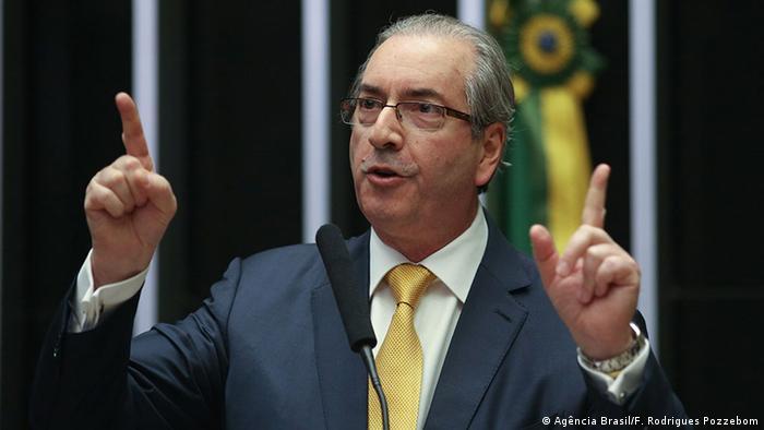 Tribunal reduz pena de Cunha na Lava Jato