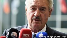 Luxemburg Außenminister Jean Asselborn