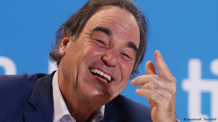 Oliver Stone (Photo: Reuters/F. Thornhill)
