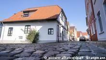 Deutschland Altstadt von Verden