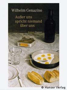 Buchcover Außer uns spricht niemand über uns von Wilhelm Genazino