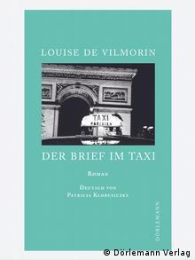Buchcover Der Brief im Taxi von Louise de Vilmorin