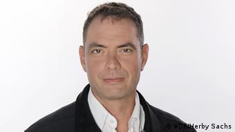 Björn Blaschke, a German radio correspondent in Cairo