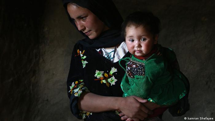 Ausstellung der afghanischen Flüchtlinge in Deutschland