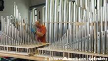 Deutschland Orgelbau Klais in Bonn