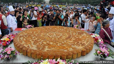 Shanghai Moon Cakes Mondfest