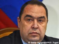 Игорь Плотницкий, как и его конкурент Игорь Корнет, надеется на помощь Путина