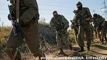08.09.2016 epa05530502 Pro-Russian militants of battalion 'Piatnashka' attend their training at a shooting range near Donetsk, Ukraine, 08 September 2016. According to the Ukrainian government's official press center for the so-called Anti-Terrorist Operation (ATO), pro-Russian separatists attacked Ukrainian army positions in eastern Ukraine 20 times in the past 24 hours, including nine times in the Mariupol sector, eight times in the Donetsk sector and three times in the Luhansk sector. EPA/ALEXANDER ERMOCHENKO Copyright: picture-alliance/dpa/EPA/A. Ermochenko