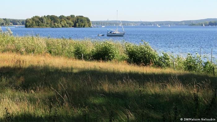Озеро Ванзе