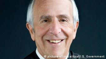USA Richter Charles Breyer (picture-alliance/dpa/U.S. Government)