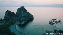 Russland Sonnenaufgang am Baikalsee