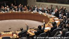 United Nations Security Council (UNSC) members approve the creation of a political mission in order to verify the ceasefire negotiation between the Colombian government and the Revolutionary Armed Forces of Colombia (FARC), at the headquarters of the UNSC in New York, United States, 25 January 2016. The measure was passed unanimously and must be submitted before the organization 30 days after the peace signing. +++ (C) picture-alliance/dpa/M. Rajmil