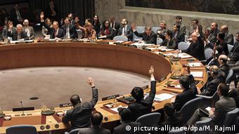 USA Sicherheitsrat der Vereinten Nationen Friedensverhandlungen in Kolumbien