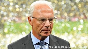 Deutschland Franz Beckenbauer in München