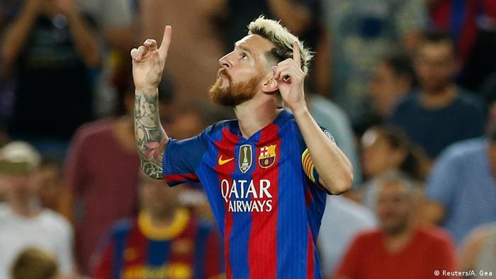 Fußball UEFA Champions League FC Barcelona - Celtic Glasgow (Reuters/A. Gea)