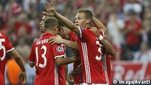 UEFA Champions League FC Bayern München-FC Rostow