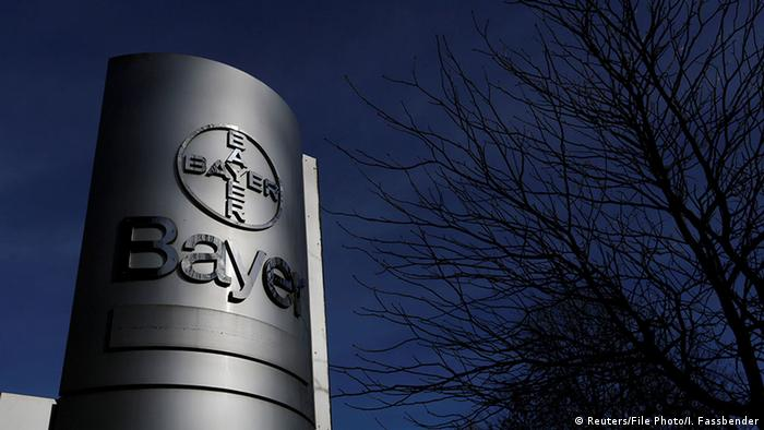 Логотип концерна Bayer