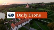 DW Daily Drone Basilika Birnau