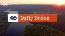 DW Daily Drone Talsperre Hohenwarte