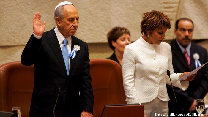 Israel, Shimon Peres