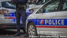 FILE PHOTO - A stock photo of police in Paris, France. (Photo by Julien Mattia/NurPhoto) picture alliance/NurPhoto/J. Mattia