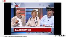 Screenshot Youtube Journalisten Ahmet Altan Nazlı Ilıcak und Mehmet Altan