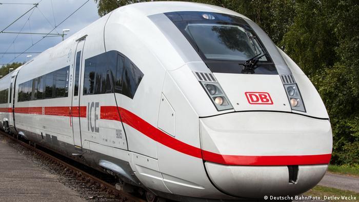 Deutsche Bahn Pressebild - neue Flotte - ICE 4 (Deutsche Bahn/Foto: Detlev Wecke)