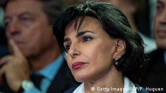 Rachida Dati französische Politikerin (Getty Images/AFP/P. Huguen)