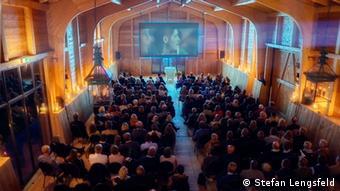 Festival Film ohne Grenzen in Bad Saarow Kulturscheune Eibenhof