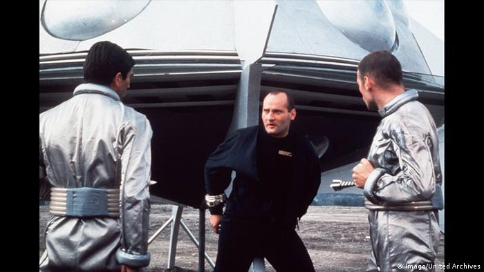 Sci-Fi-Serie Raumpatrouille (Imago/United Archives)
