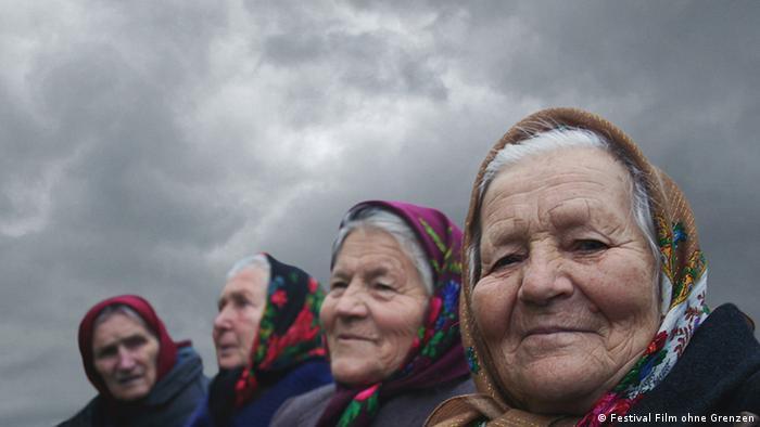 Festival Film ohne Grenzen in Bad Saarow Die Babuschkas von Tschernobyl