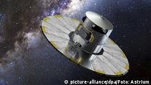 Deutschland ESA Pressekonferenz - Projekt Gaia