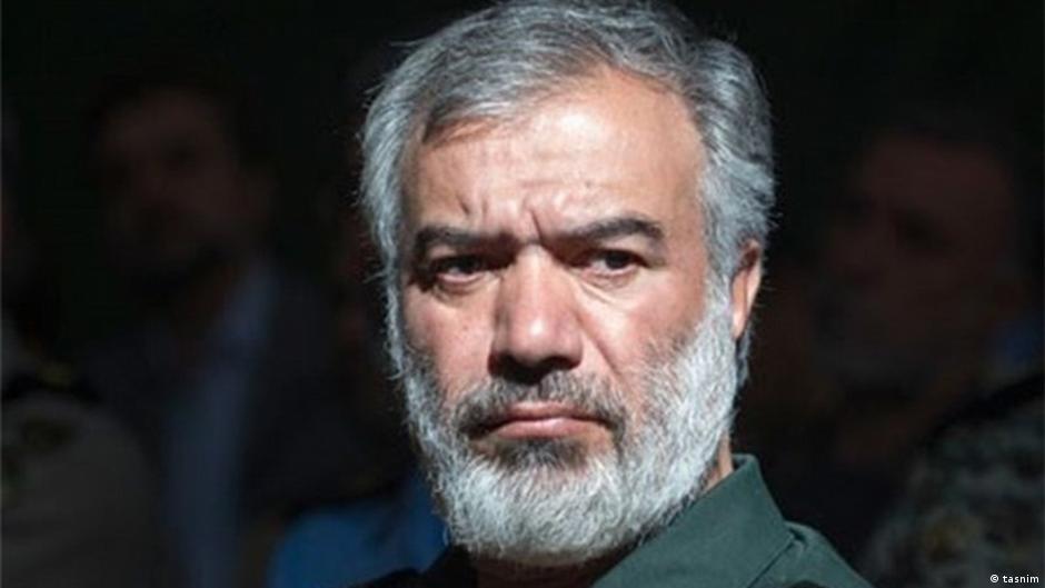 Iran Admiral Ali Fadawi
