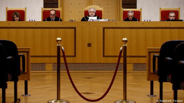 Polen Verfassungsgericht Oberster Richter Andrzej Rzeplinski